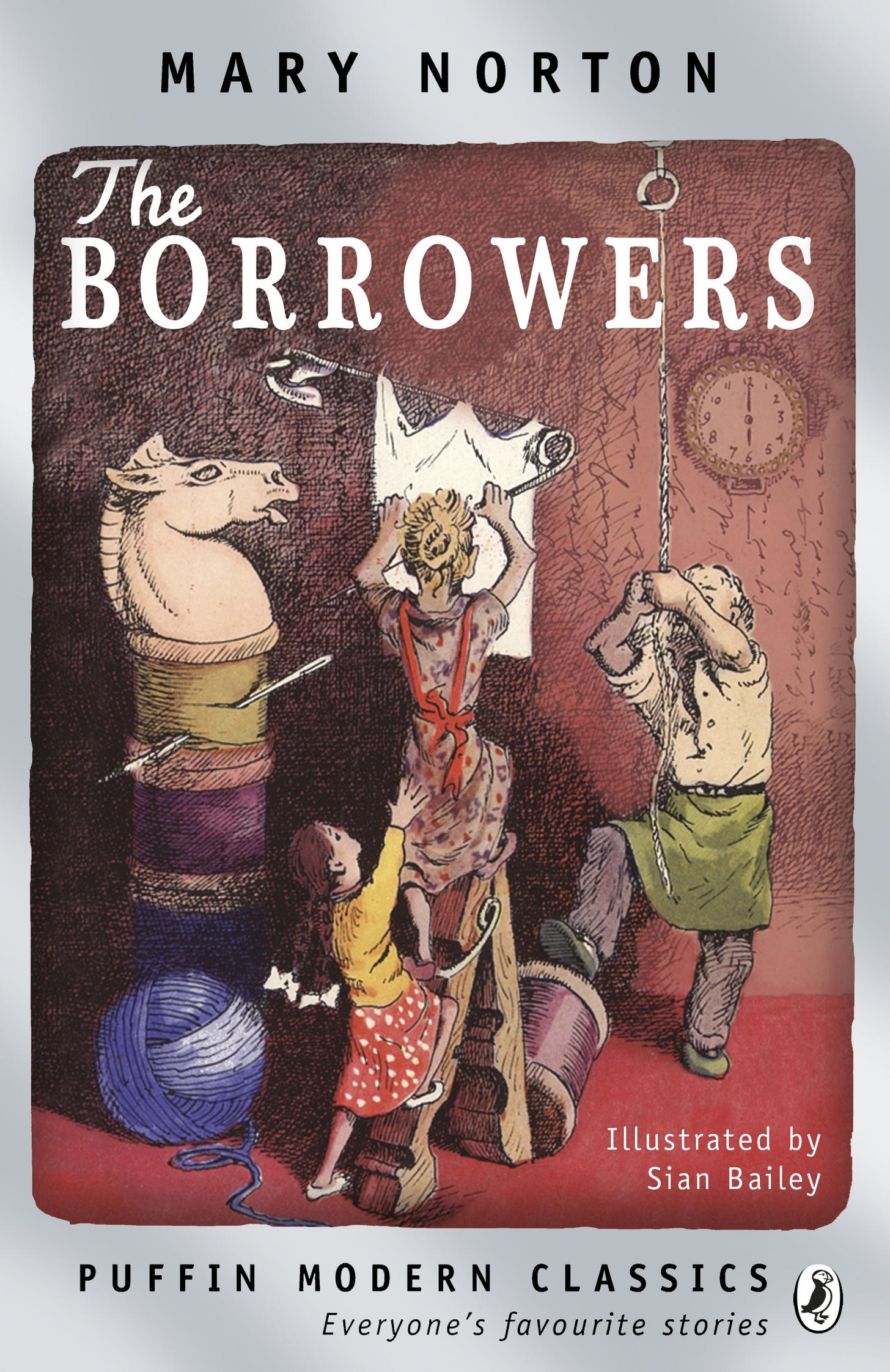 book report on the borrowers Based on the borrowers aloft by mary norton this book was created and published on storyjumper.